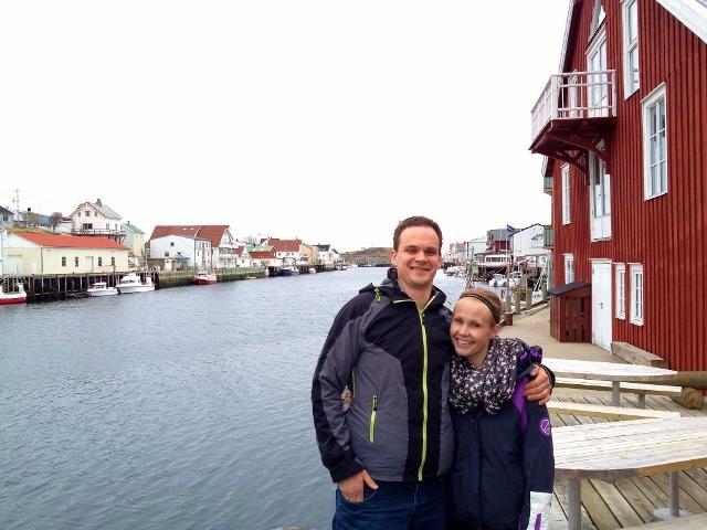 Mai - tur til Lofoten