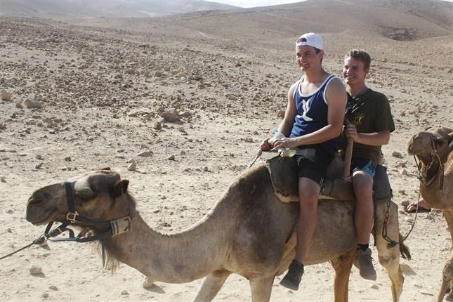 September - tur til Israel