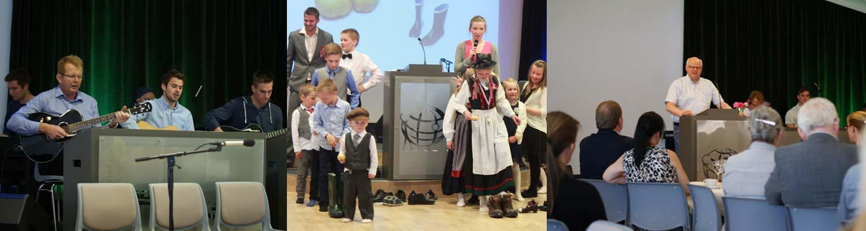 Møter og samlinger i BKM Harstad